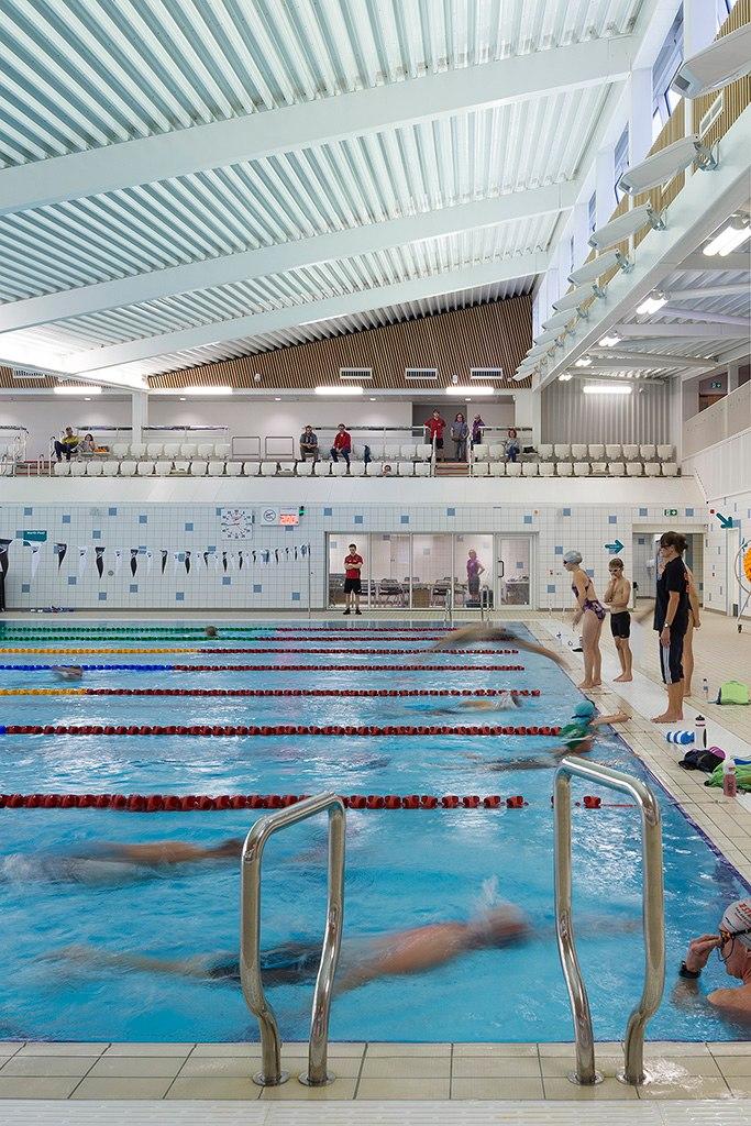 Harvey Hadden Pool - Levitate Architects