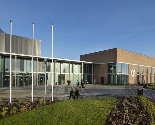 1. Grace Academy, Darlaston - Sheppard Robson