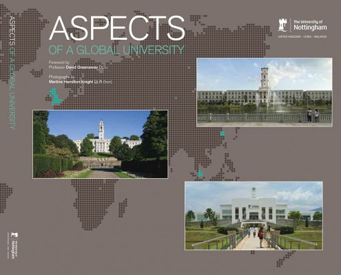 10. Aspects of a Global University book