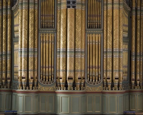10. Birmingham Town Hall - Restoration by Rodney Melville Partners
