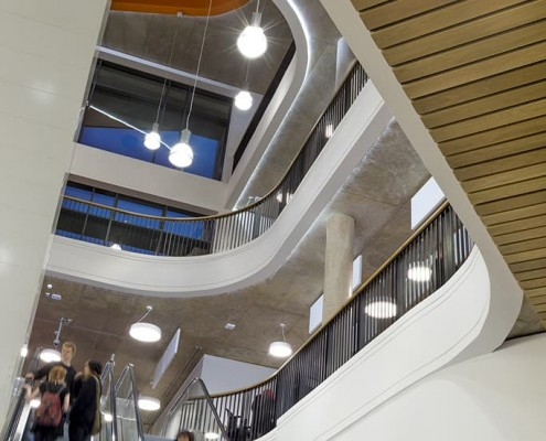 10. Telford Library - Associated Architects