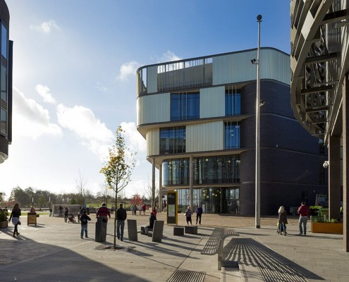 10. Southwater, Telford - Associated Architects