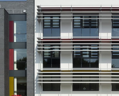 11. Cardiovascular Research Centre, Glenfield Hospital - ADP Architects