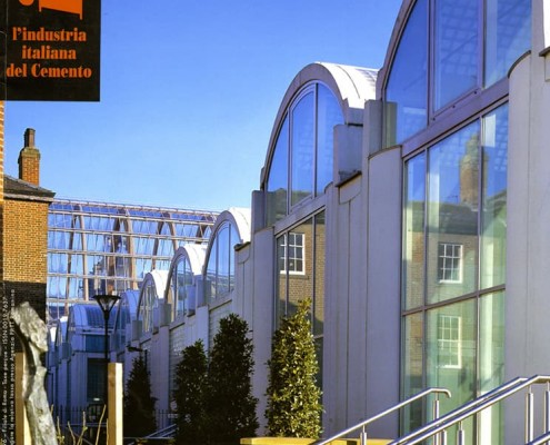 12. IIC - Millennium Gallery Sheffield by Pringle Richards Sharratt