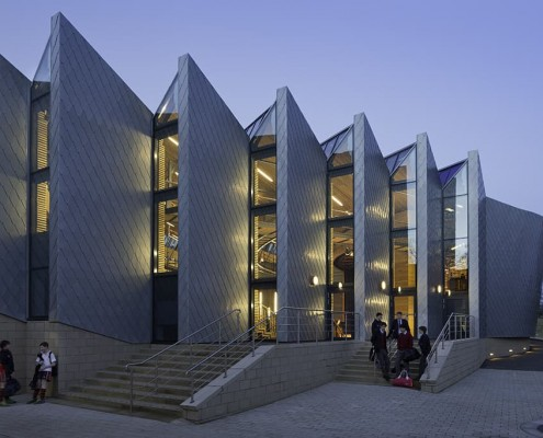 12. Yarm School Theatre - Associated Architects