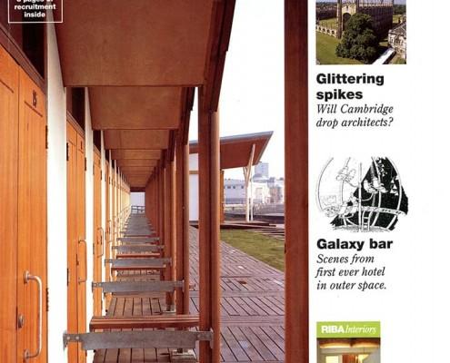 13. RIBA Journal - Bridlington Promenade by Bauman Lyons