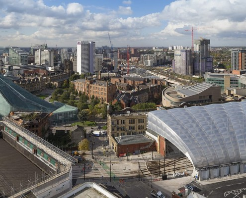 13. Urbis and Victoria Station, Manchester - BDP