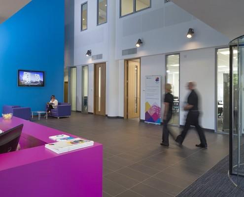 14. Northampton Innovation Centre - Broadway Malyan