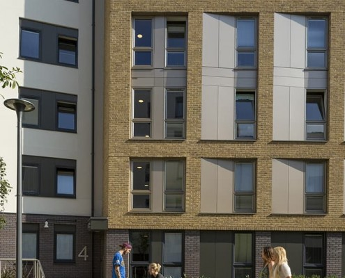 17. St.John's Apartments, Northampton - Church Lukas