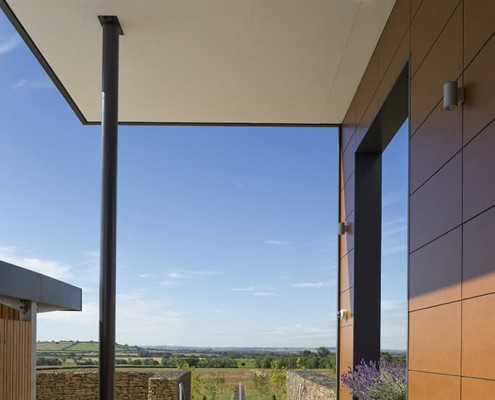 18. Rainsbrook Memorial Centre, Nuneaton - Andrew Woolford Associates