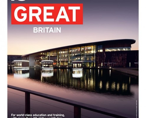 2. UK Britain is Great campaign - worldwide use