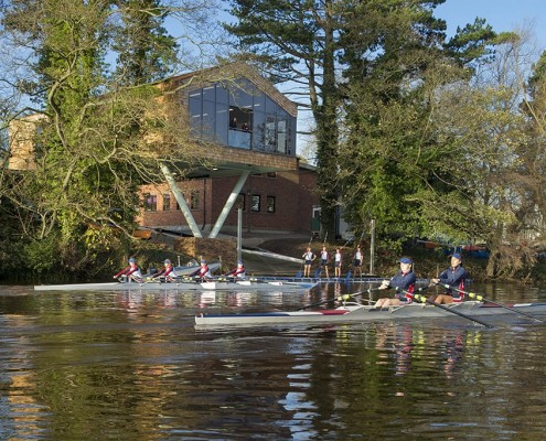 3 - Yarm Boathouse, Cleveland - Associated Architects