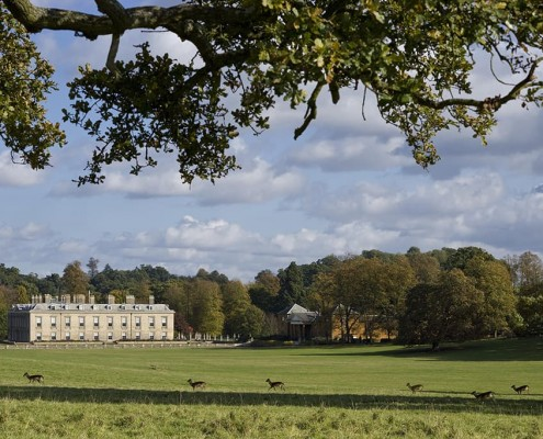 3. Althorp, Northamptonshire