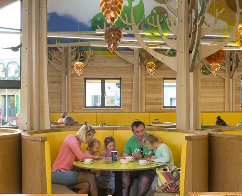 4 - Paultons Park restaurant, Hampshire - HPW Architects