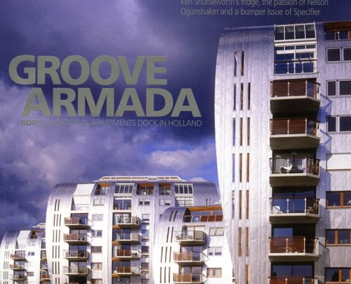 4. Building Magazine - Armada, Netherlands by BDP