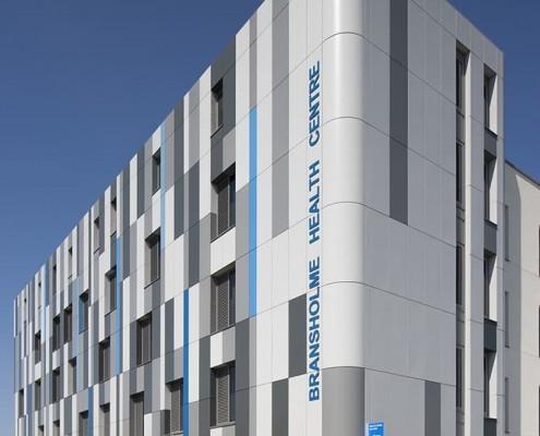 6. Bransholme Health Centre, Hull - HLM Architects