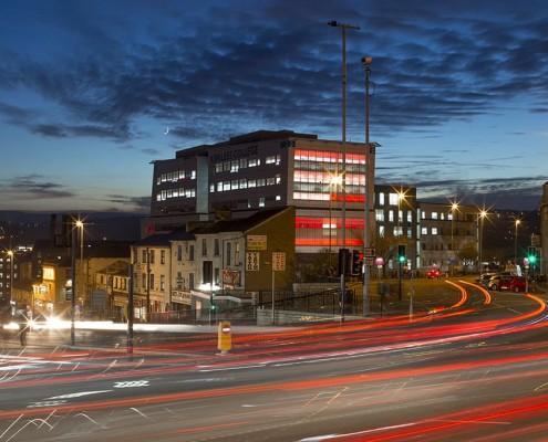 7. Kirklees College, Huddersfield - Broadway Malyan
