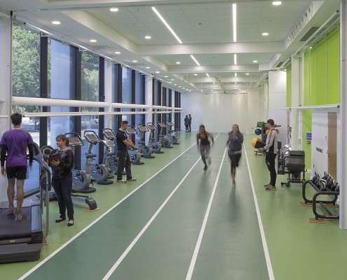 9. National Centre for Sports and Exercise Medicine, Loughborough - Broadway Malyan