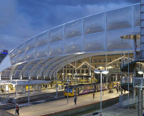 7. Victoria Station, Manchester - BDP