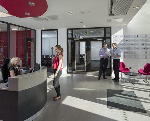 13. ATIC, Loughborough - Franklin Ellis Architects