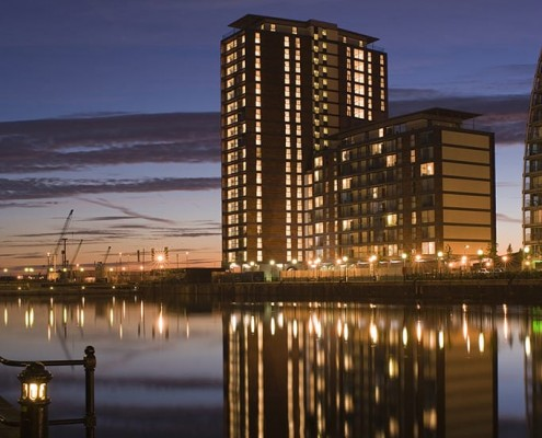 11. Dock 9, Salford Quays - Conran & Partners 2007