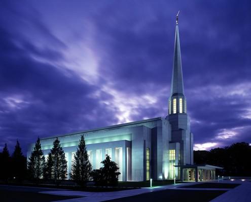 8. Mormon Temple, Chorley - BDP 2000