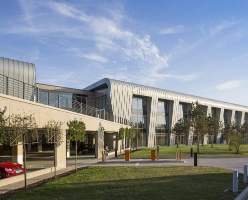 BIC, Wellcome Genome Campus