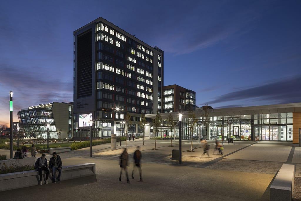Vijay Patel Building, De Montfort University - CPMG Architects
